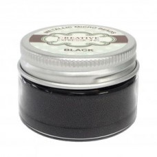 Metallic Micro Beads - Black