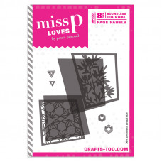 Miss P Loves - Boundless Journal - Page Panels Dies