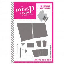 Miss P Loves - Boundless Journal - Mini Journal Dies