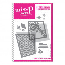 Miss P Loves - Boundless Journal - Floral Panels
