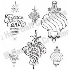 Heartfelt Fancy Ornament PreCut Set