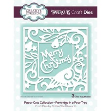 Paper Cuts Collection - Partridge in a Pear Tree