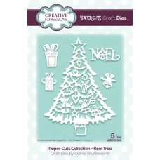 Paper Cuts Collection - Noel Tree