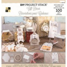 Project Stack Gift Decor and Pocket Tags