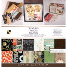 Treasures - Premium Stack 12 x 12