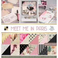 Meet Me In Paris - Premium Stack 12 x 12