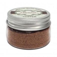 Micro Beads Bundle - Silver Copper Black
