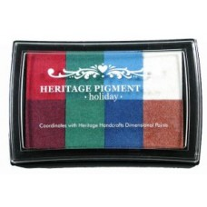 Heritage Pigment Ink Pad - Holiday
