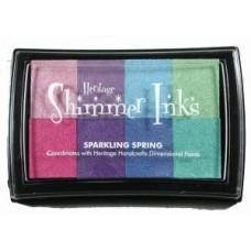 Heritage Pigment Ink Pad - Sparkling Spring