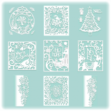 Paper Cuts Collection - 2018 Christmas Bundle Deal