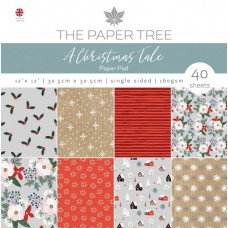 The Paper Tree - A Christmas Tale 12x12 Paper Pad