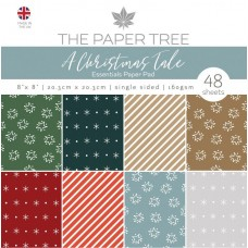 The Paper Tree - A Christmas Tale 8x8 Essentials Pad