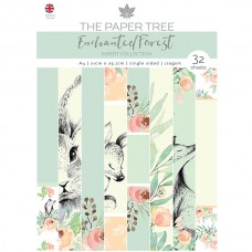 The Paper Tree - Enchanted Forest A4 Insert Collection