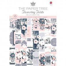 The Paper Tree - Flowering Fields A4 Die Cut Sheets