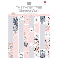 The Paper Tree - Flowering Fields A4 Insert Collection