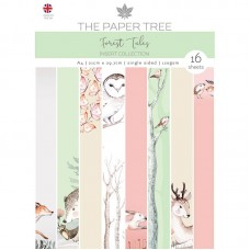 The Paper Tree - Forest Tales A4 Insert Collection