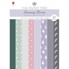 The Paper Tree - Harmony Blooms A4 Essential Colour Card