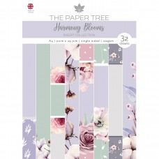 The Paper Tree - Harmony Blooms A4 Insert Collection