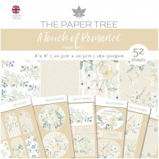 The Paper Tree - A Touch of Romance Paper Kit inc Tags