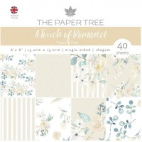 The Paper Tree - A Touch of Romance 6x6 Paper Pad