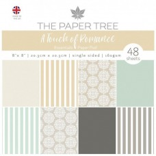 The Paper Tree - A Touch of Romance 8x8 Essentials Pad