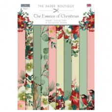 PB Essence of Christmas Insert Collection A4 40 Sheets 10 Designs 120gsm