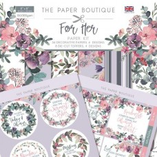 Paper Boutique For Her Paper Kit