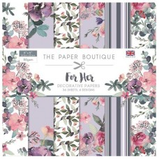 Paper Boutique For Her 8x8 Paper Pad