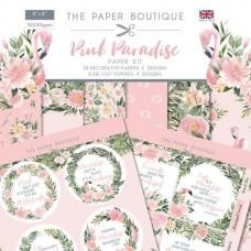 Paper Boutique Pink Paradise Paper Kit