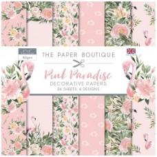 Paper Boutique Pink Paradise 6x6 Paper Pad