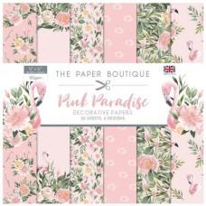 Paper Boutique Pink Paradise 12x12 Paper Pad