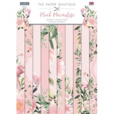 Paper Boutique Pink Paradise Insert Collection