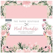 Paper Boutique Pink Paradise 7x7 Panel Pad