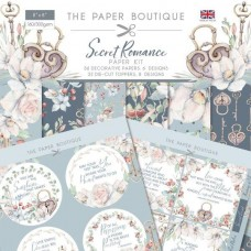 Paper Boutique Secret Romance Paper Kit
