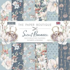 Paper Boutique Secret Romance 12x12 Paper Pad