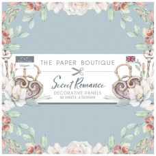 Paper Boutique Secret Romance 7x7 Panel Pad