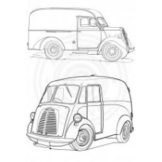 Picture This Stamps - Ye Olde Vans
