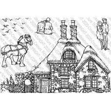 Picture This Stamps - Lock Keepers Cottage