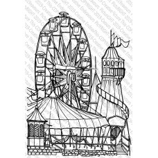 Picture This Stamps - The Big Wheel - DISPATCHING WEDNESDAY 26th JUNE