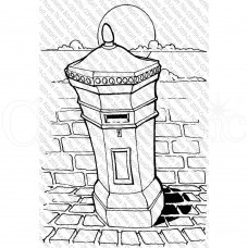 Picture This Stamps - Period Postbox