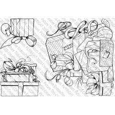 Picture This Stamps - Gift Boxes