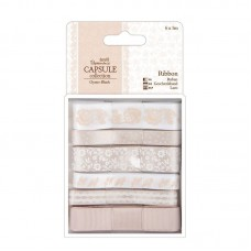 1m Ribbon (6pcs) - Capsule - Oyster Blush