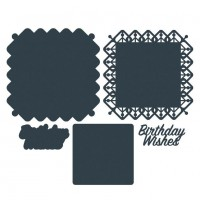 The Paper Boutique Birthday Wishes - DISPATCHING WEDNESDAY 24th APRIL