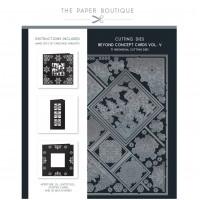 The Paper Boutique - Die Beyond Concept Card Vol 5