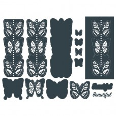 The Paper Boutique Border Die - Beautiful