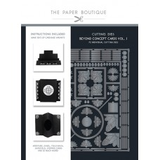 The Paper Boutique - Beyond Concept Cards Vol. 1