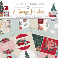 The Paper Boutique - A Gnome Holiday Paper Kit