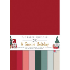 The Paper Boutique - A Gnome Holiday Colour Card Collection