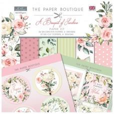 The Paper Boutique - A Bouquet of Sunshine Paper Kit