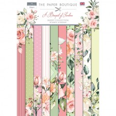The Paper Boutique - A Bouquet of Sunshine Insert Collection